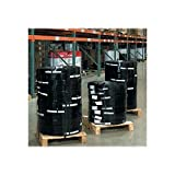 Shipping Supply High Tensile Steel Strapping, 1 1/4'' x .035 Gauge x 670' - 100 LB per Coil (SS114035HT)