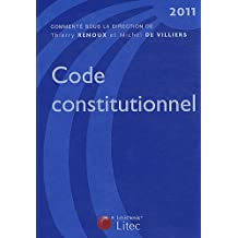 CODE CONSTITUTIONNEL 2011 4ED.