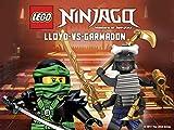 LEGO Ninjago: Lloyd vs. Garmadon