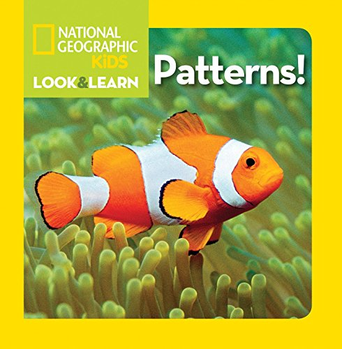(National Geographic Kids Look and Learn: Patterns! (Look & Learn))