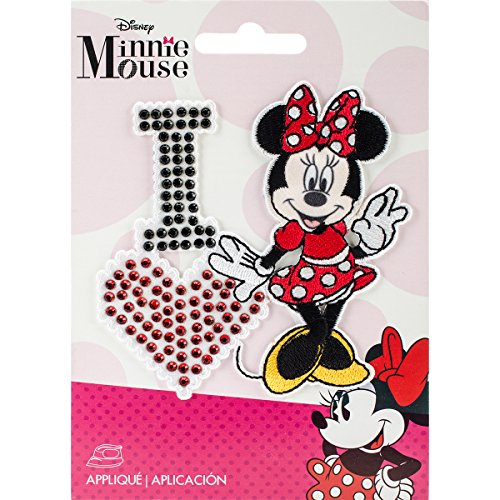 Wrights Disney Mickey Mouse Iron-On -