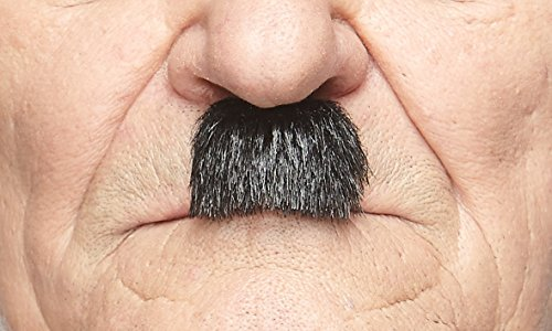 Mustaches Self Adhesive, Novelty, Fake, Value Pack (6pcs.) by Mustaches (Image #1)