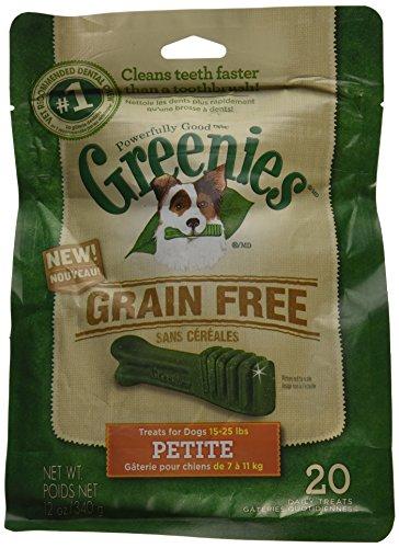 Greenies Grain Free Treat Petite