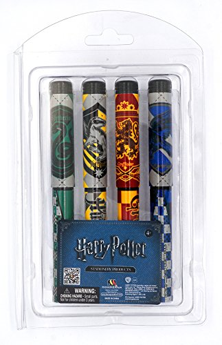 (HARRY POTTER 4-Pack Ball Pen Set B,)