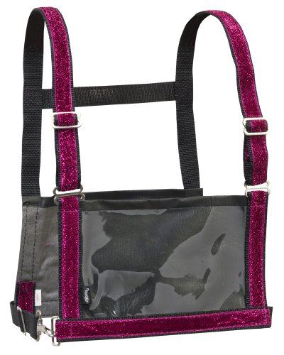Weaver Leather Livestock Youth Exhibitor Number Harness with Overlay (Harness Leather Weaver)