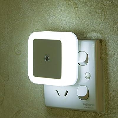XPXKJ PIR Infrared Ir Wireless Auto Sensor Motion Detector Keyhole 4 LED Light Lamp