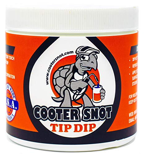 Cooter Snot Tip Dip - Anti Spatter Welding Nozzle Gel, Mig Nozzle Gel