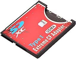 LEAGY - Adaptador de tarjeta SD CF WiFi inalámbrico SD MMC SDHC ...