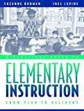 img - for A Practical Guide to Elementary Instruction: From Plan to Delivery book / textbook / text book