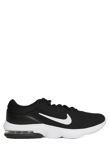0e3db918d4 Nike- Tenis Air MAX Advantage Tenis para Hombre Negro Talla 27.5 ...