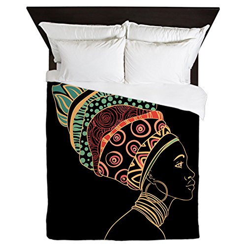 CafePress African Printed Comforter Bedding