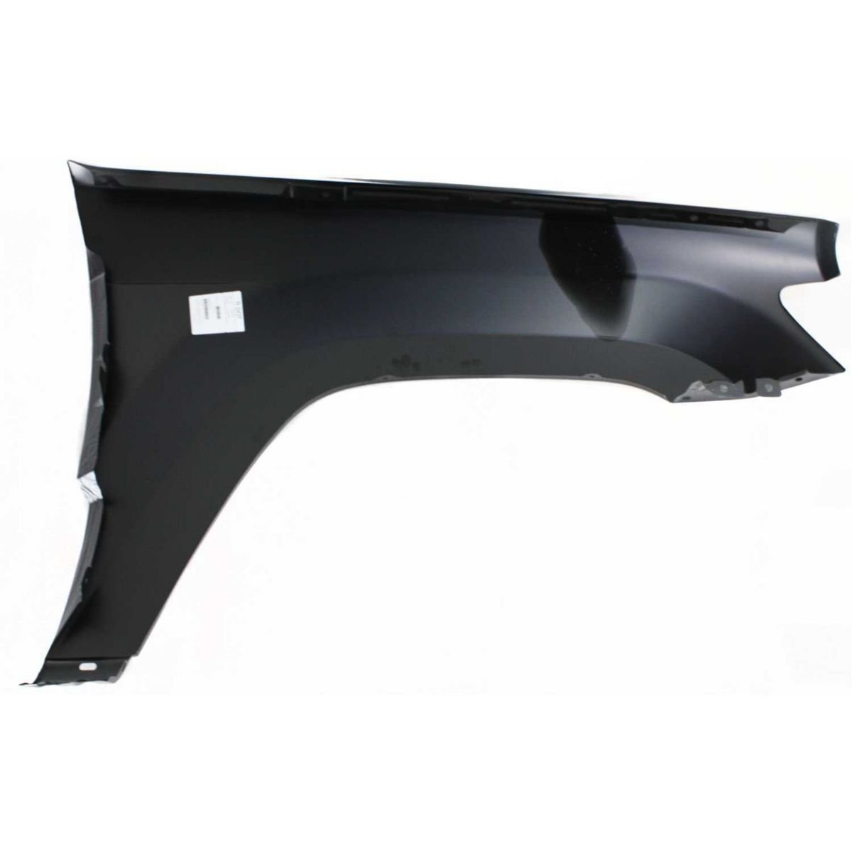 Make Auto Parts Manufacturing - Grand Cherokee 2005-2010 New Fender Front Quarter Panel Driver Left Side - CH1240242