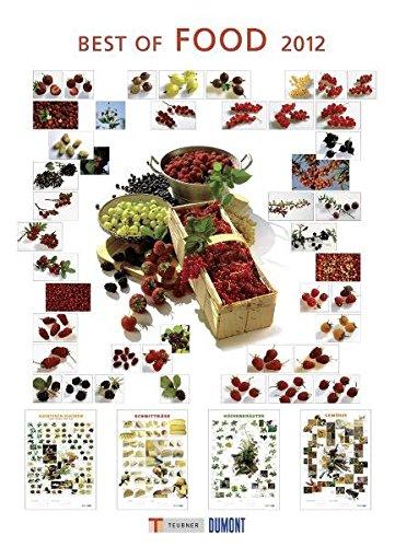 Food, Poster-Kalender 2012: BEST OF FOOD