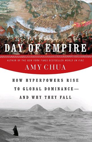 Day of Empire: How Hyperpowers Rise to Global Dominance--and Why They Fall [Amy Chua] (Tapa Dura)
