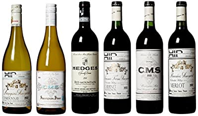 "Hedges Family Estate ""The Hedges Family Collection"" III Mixed Pack, 6 x 750 mL"