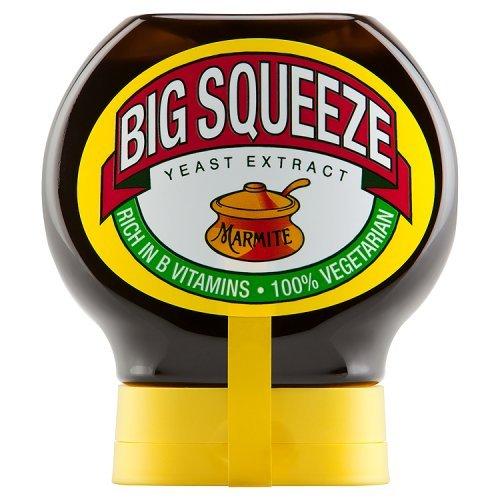 Price comparison product image Marmite Big Squeeze 400g