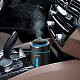 Best Car Diffusers - CACAGOO Car Diffuser USB Car Humidifier 300ml Ultrasonic Review