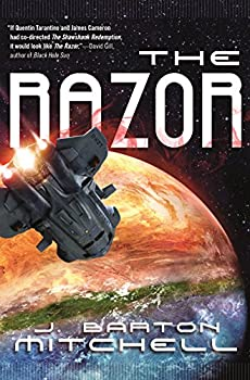 The Razor by J. Barton Mitchell science fiction book reviews