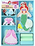 Ariel Wooden Magnetic Dress-Up Play Set