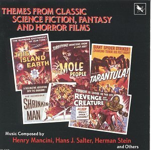Themes from Classic Science Fiction, Fantasy and Horror Films by Original Soundtrack (1993-02-02)