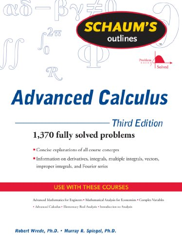 Schaums outline of advanced calculus third edition schaums schaums outline of advanced calculus third edition schaums outlines por wrede fandeluxe Gallery