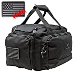 Exos Range Bag, Includes Subdued USA Flag Patch,