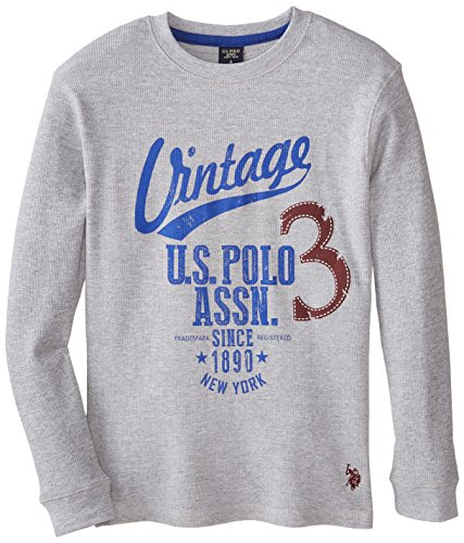 us-polo-assn-big-boys-vintage-thermal-screen-print-pullover-light-heather-gray-14-16