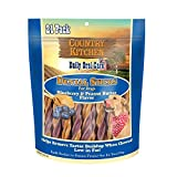 Country Kitchen Blueberry and Peanut Butter  Dental Sticks, 3.25 x 7.25 x 10-Inch