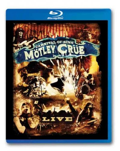 Blu-ray : Motley Crue - Carnival Of Sins (Widescreen)