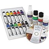 Chroma - Atelier Interactive Artists' Acrylic 12-Color & Mediums Set