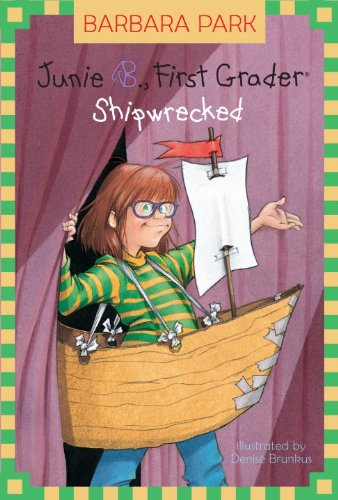 Download Junie B, First Grader: Shipwrecked (Junie B. Jones) (A Stepping Stone Book(TM)) pdf epub