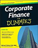 img - for Corporate Finance For Dummies by Michael Taillard (4-Jan-2013) Paperback book / textbook / text book