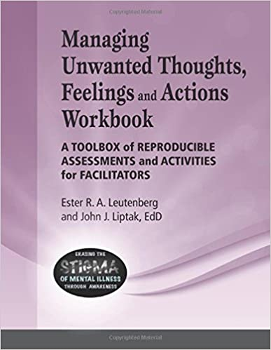 Amazon.com: Managing Unwanted Thoughts, Feelings & Actions ...