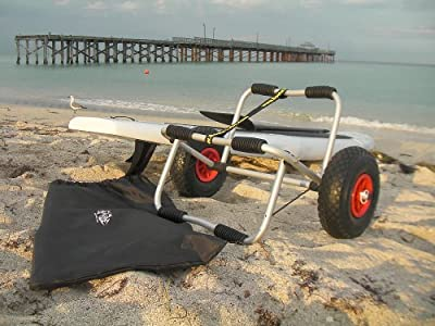 Foldable Carts for Kayaks, Canoes, KaBoats & Paddle Boards.