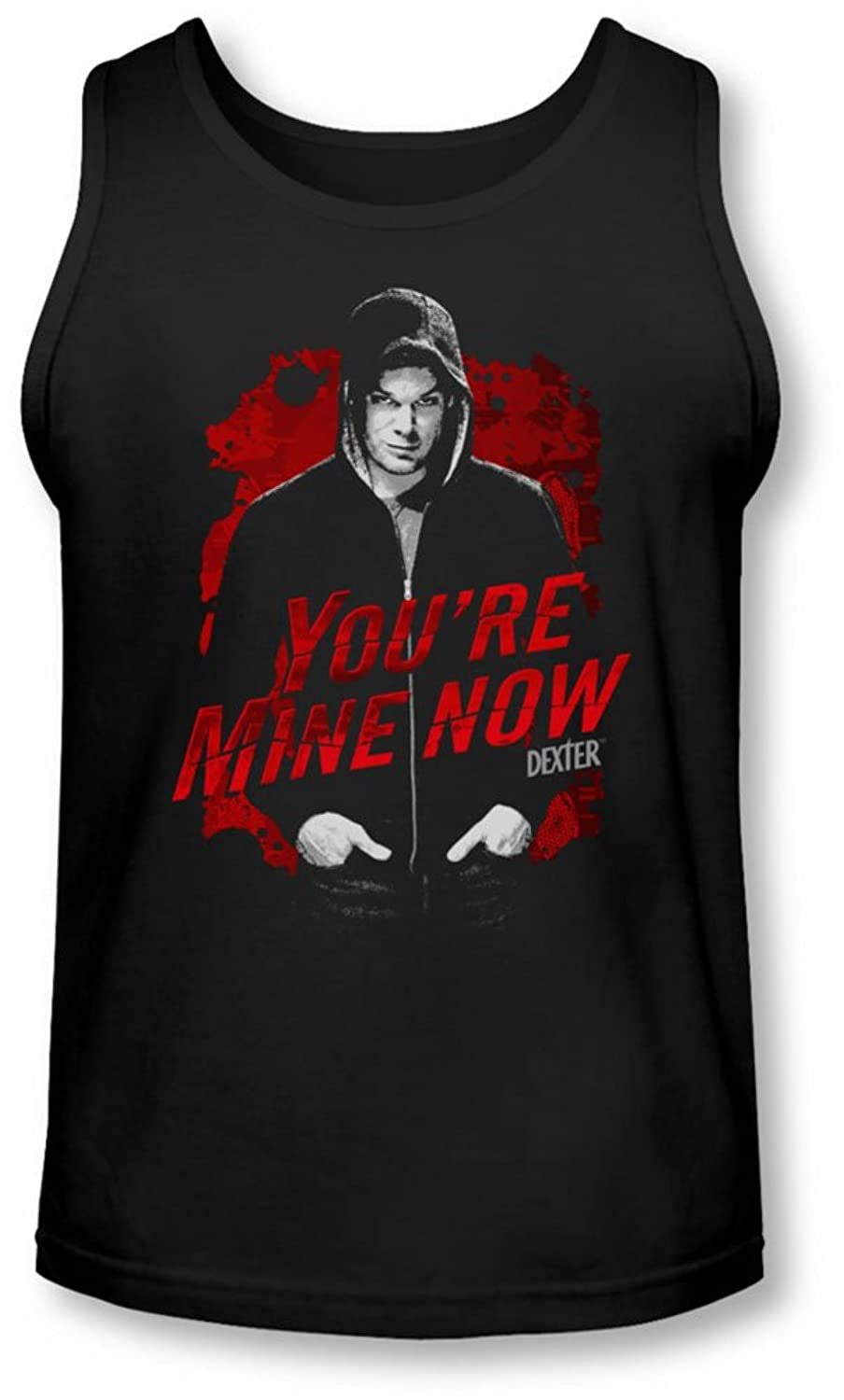 Dexter - Mens Dark Passenger Tank-Top