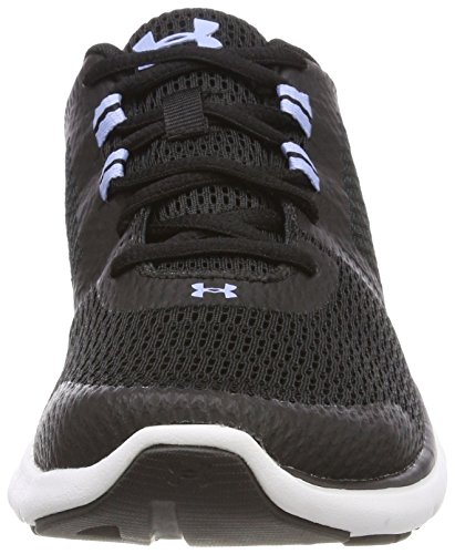 Under Armour Women's Ua W Fuse FST Running Shoes, Green Black (Black 003)