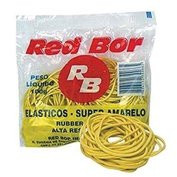 Red Bor 48566, Elástico Látex, Multicolor