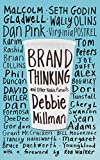 Image of Brand Thinking and Other Noble Pursuits