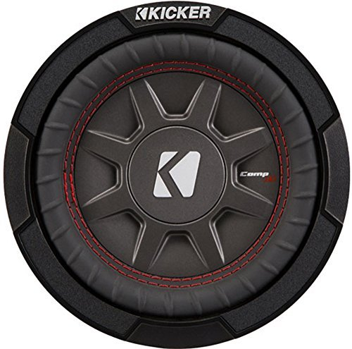 Kicker CompRT 43CWRT672 6-3/4'' Dual 2-ohm Component Subwoofer by KICKER