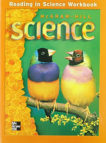 McGraw-Hill Science, Grade 3, Reading In Science Workbook (OLDER ELEMENTARY SCIENCE) -  Paperback