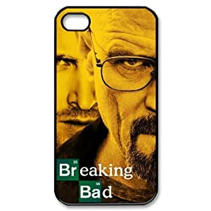 Breaking Bad Brand New Cover Case for Iphone 4,4S,diy case cover ygtg320348