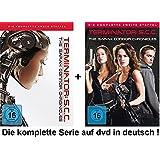 Terminator die komplette Serie Season I+II- The Sarah Connor Chronicles Staffeln 1+2 dvd Set