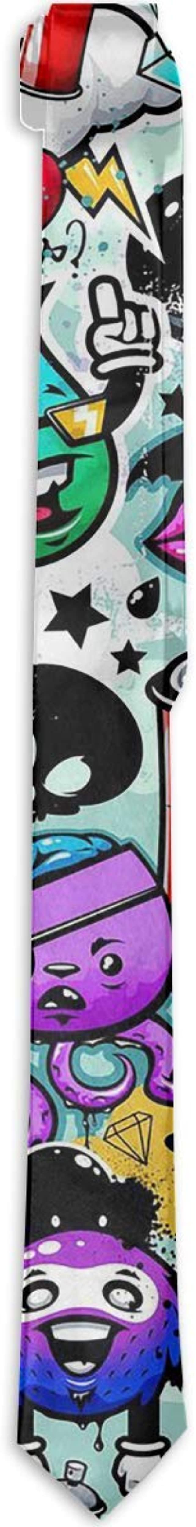 Accesorios para disfraz de dibujos animados Trippy Graffiti Art ...