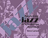 Analyzing Jazz: A Schenkerian Approach