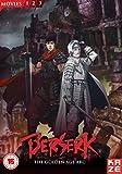 Berserk: The Golden Age Arc Movie Collection [DVD]