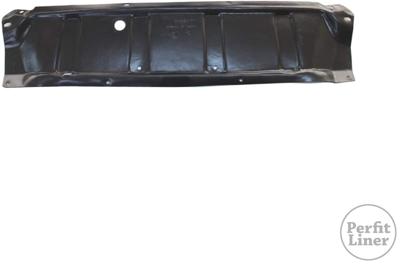 Perfit Liner New Replacement Parts Front Lower Engine Cover For Highlander Fits TO1228142 5144148020
