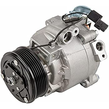 AC Compressor & A/C Clutch For Mitsubishi Outlander Lancer Outlander Spor - BuyAutoParts 60-03149NA New