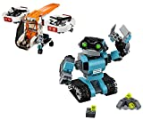 LEGO CREATOR 3 in 1 Drone Explorer and LEGO CREATOR Robo Explorer BUNDLE