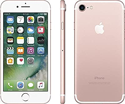 Apple iPhone 7 AT&T 128 GB (Rose Gold) Locked to AT&T