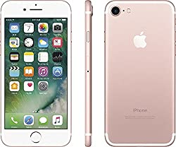 Apple Iphone 7 128gb Rose Gold At&t Locked Grade A
